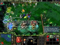 cheats on lan game in warcraft iii frozen throne