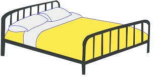 bed clipart. Beautiful Bed Bed20clipart In Bed Clipart N