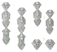 stella and dot embellished panther chandeliers source 10 bold wedding accessories under 100