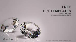 Diamond Recreation Powerpoint Templates
