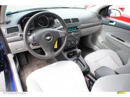 Gray Interior 2007 Chevrolet Cobalt LT Coupe Photo #66637822 ...