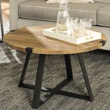 round coffee tables for amc