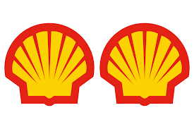 Shell logo stickersChoose the color yourselfand select the size ...