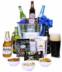 beer from around the world gift basket