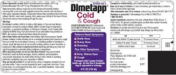 Dimetapp Cold And Allergy Dosage Chart By Weight Dimetapp Dosage Chart By Weight Unique Dimetapp Dosage Chart