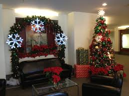 decorating your office for christmas. Living Room Christmas Decorating Ideas Your For Formal And A Small Futuristic Kitchen Design C Contemporary Luxury Xmas Decorations Home Decor Office M