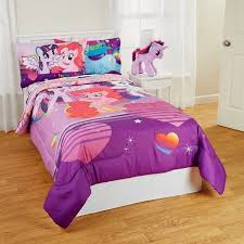 My Little Pony Pony Fied Kids Bedding Twin Bed in a Bag