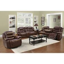 Living Room Furniture Ottawa Beverly Fine Furniture Ottawa 3 Piece Bonded Leather Reclining