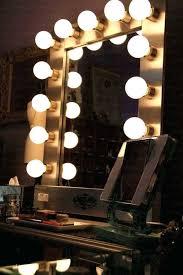 light bulb vanity mirror vanity makeup mirror with light bulbs image light bulb vanity mirror ikea