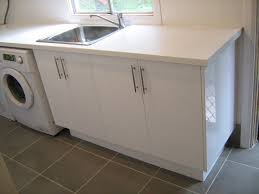 ideas of laundry cupboard bunnings for bunnings laundry trough cabinet