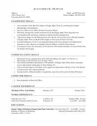 Sample Skill Based Resume Inspiration Decoration. Skills Based