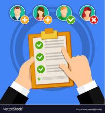 Job Qualification List Candidate Qualification Job Interview