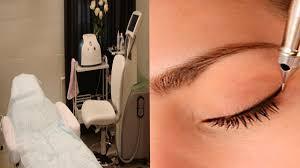 татуаж глаз перманентный макияж глаз