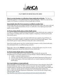 Home Health Care Job Description For Resume Home Health Aide Job Description Resume Ndtech Xyz
