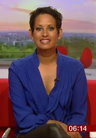 Image result for Naga Munchetty