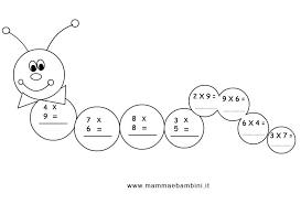 Giochi Di Matematica Per Bambini Di 6 7 Anni Da Stampare Meglio Di