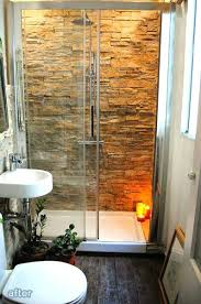 shower for small space bathroom ideas pictures rock the room best bathtub combo spaces