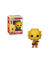 Funko Pop! The Simpsons - Lisa Simpson 497