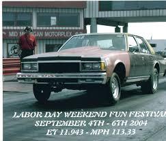 1977 Chevrolet Caprice 1/4 mile Drag Racing timeslip specs 0-60 ...