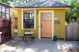 Small Picture Tiny House Charming Studio Apartment In A Tiny Backyard House