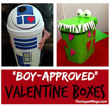Valentine Shoe Box Decorating Ideas Valentine Boxes Valentine's Day Gifts For Boys superior Boy 30