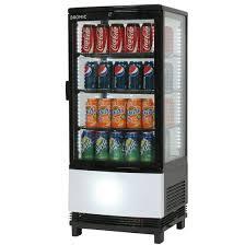 counter top drink display fridge ct0080g4bc