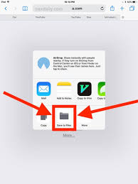 How To Save Zip Files To Iphone Or Ipad Osxdaily