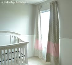 Blackout Shades Baby Room