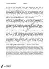 cosi hsc essay what a context essay cosi hsc essay