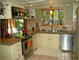 Refurbish Kitchen Cabinets Refinish Stained Kitchen Cabinets Yourself Cliff Kitchen