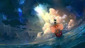 One Piece Ship Live Wallpaper