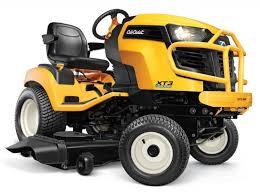 cub cadet garden tractors. Cub Cadet XT3 GSX Garden Tractor Tractors E