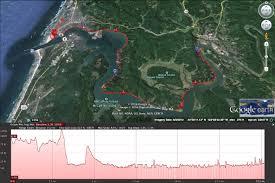 Course Map Newport Marathon
