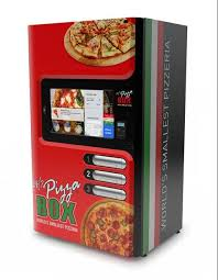 Sushi Vending Machine Fascinating Sushi Robots And VendingMachine Pizza Will Reinvent The Automat