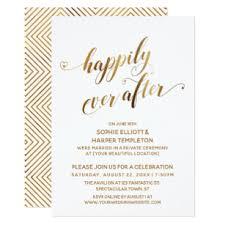 Post Wedding Invitations Zazzle Co Uk
