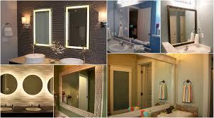 decorative bathroom mirror. Image Of: Bathroom Mirrors Decorative Mirror
