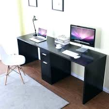 office desk for two. Beautiful For Computer Desk For Two Dual Office Table  Person Medium Size 2  In U