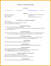 Resume Anticipated Graduation Date Sample resume expected graduation Savebtsaco 1