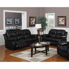 Black leather couch Gray Quickview Black Wayfair Black Leather Living Room Sets Youll Love Wayfair