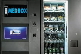 Medical Vending Machine Cool Medbox Dawn Of The Marijuana Vending Machine Bloomberg