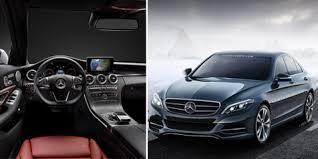 mercedes 2015 interior. gambar interior kabin mercedesbenz cclass 2015 terkuak mercedes