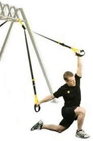 allenamento con trx suspension