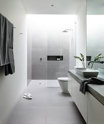 40 Minimalist Bathrooms Of Our Dreams Design Milk Magnificent Bathroom Designed