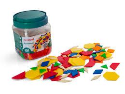 <b>Набор развивающий</b> Геометрическая мозаика (250 элементов ...