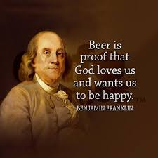 Ben Franklin Beer Quote Stunning Ben Franklin Quote On Beer Cork Coaster On CafePress My Style