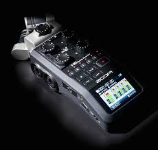 The Zoom Zoom H6 Handy Recorder Zoom