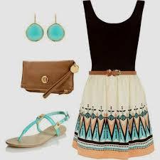 Summer clothes for teen girls