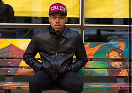Chance The Rapper Makes Into The Walls Street Journal My