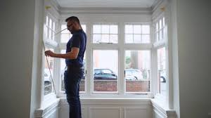 Square Bay Window Framing at Home Ideas - YouTube
