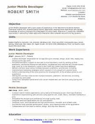 Mobile Developer Resume Samples QwikResume Awesome Ios Developer Resume